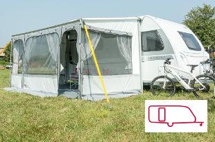 Privacy Room Caravan