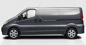 Which Fiamma Awning for Renault Trafic, Vivaro & Primastar?