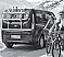 Fiamma Bike rack for Ford Transit Custom from 2013 onward