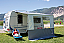 Fiamma Blocker Pro can be fitted to Caravanstore, F45 and F65 awnings