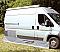 Van awning skirt for Fiat Ducato, Peugeot Boxer, Citroen Jumper and Relay