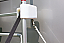 Winding handle can be shortened to suit installation height