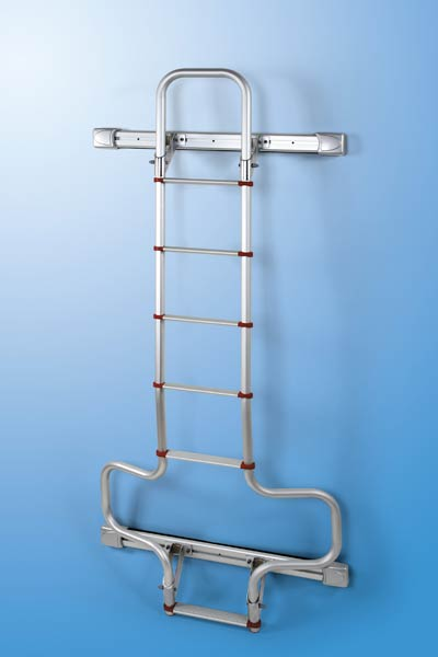 Exterior motorhome ladder for Fiat Ducato