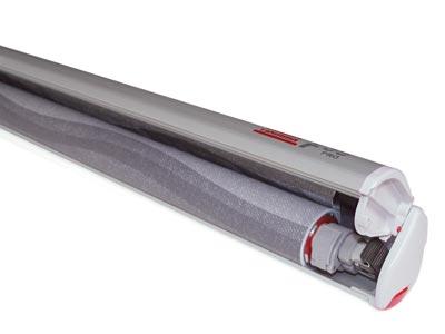 Fiamma F35 Pro with Aluminium Titanium Case