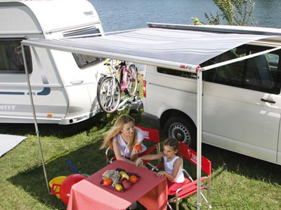 Relax and enjoy your Fiamma F35 Pro