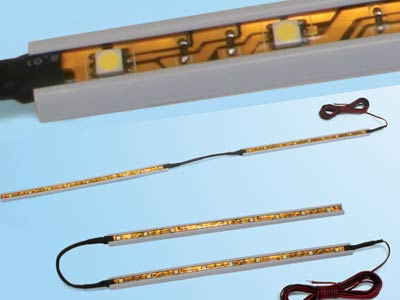 Fiamma LED awning light strip