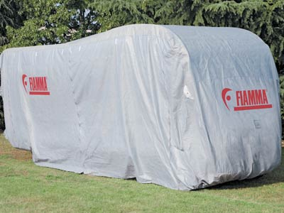 Fiamma Premium Cover For Motorhomes Is Breathable And Durable