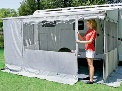 Light And Compact Awning Room For Fiamma F45 Canopies