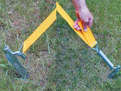 caravan awning tie down straps | eBay