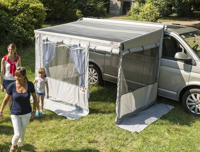 Fiamma F45S VW T5 Awning for VW T5 Transporter, Multivan ...