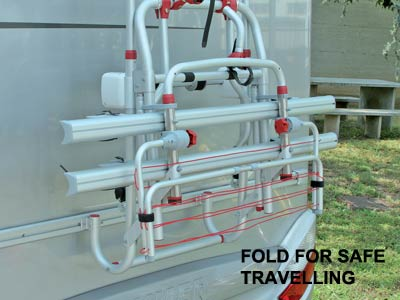 Easy Installation and can be folded when not in use