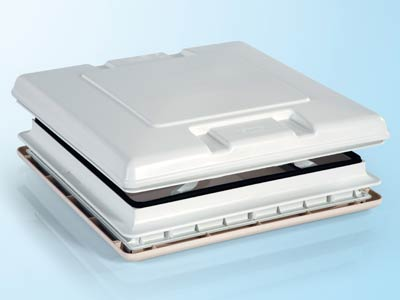 Fiamma Roof vent available in white colour