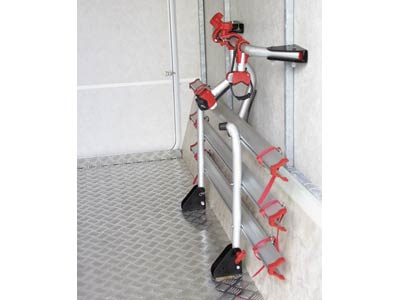 Fiamma Carry-Bike Standard can be folded away