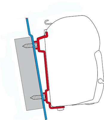 Kit H/Roof Transit - Sprinter - Crafter