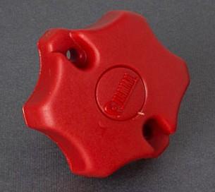 Fiamma Carry Bike Red Hand Wheel