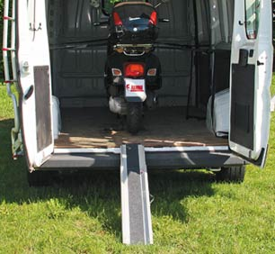 Fiamma Carry-Ramp Motorbike Carrier
