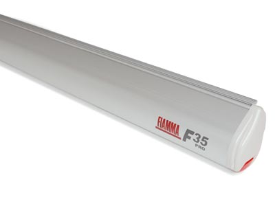 Fiamma F35 Pro Minivan Awning - Titanium Case