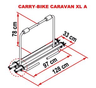 Fiamma Carry-Bike Caravan XL A