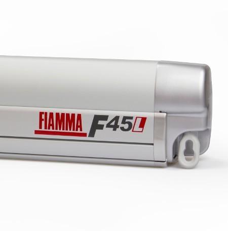 Fiamma F45L Motorhome Awning - Titanium Case