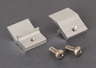 Fiamma F65 Case Cover Fixing Brackets