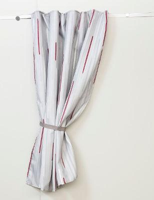 Fiamma Curtains Kit Smoke - 6 Pcs