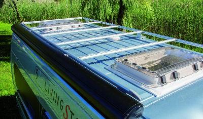 Fiamma Roof Rail Ducato
