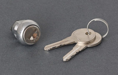 Fiamma Lock Barrel and Keys for Ultra-Box Rear