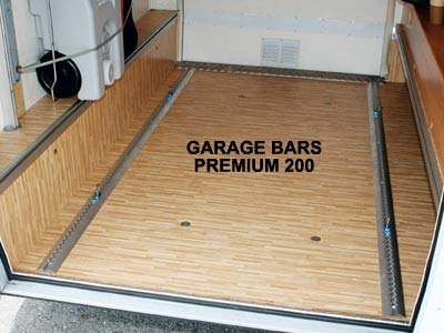 Fiamma Garage Bars Premium