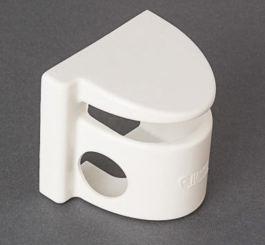 Fiamma Kit Upper Cover Security Handle - White