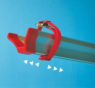 Fiamma Carry-Bike Strip Red