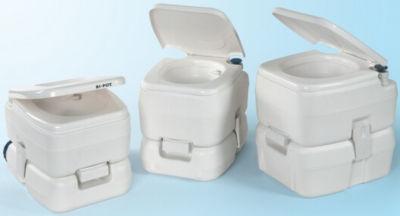 Fiamma Bipot Chemical Toilets