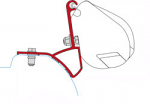 Fiamma Kit F35 Trafic / Vivaro 2015