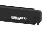 Fiamma F45S Motorhome Awning - Deep Black Case