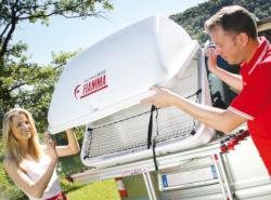 Fiamma Ultra-Box Fitting Service - Llandudno