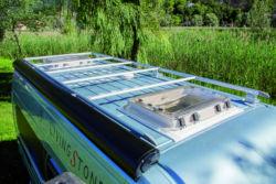 Fiamma Roof Rail Ducato Fitting Service - Llandudno