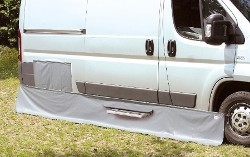 Fiamma Awning Skirting - Ducato