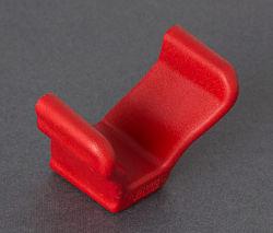 Fiamma Carry Bike Rail End Cap - Red