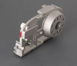 Fiamma F45 iL Right Hand Inner End Cap - Aluminium