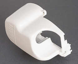 Left Hand End Cover F45S Polar White - Left Gear Box