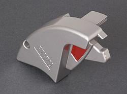 Fiamma F65 S Right Hand Pelmet Cap - Titanium