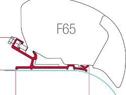 Fiamma F65 Kit Autocruise