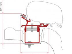 Fiamma Kit F80 VW Crafter / MAN L3H3 - UK