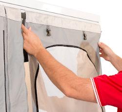 Fiamma Privacy Room F65 / F80 Front Panel - 70cm