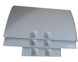 Fiamma Kit Roof Rail Ducato Cover Grey - Right