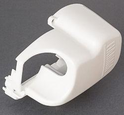 Fiamma F45 S Right Hand Outer End Cap - Polar White