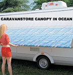 Fiamma Caravanstore Canopy Clearance Special Offer